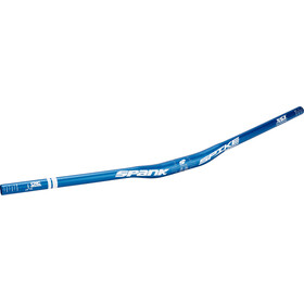 Spank Spike 800 Race Handlebar Vibrocore Ø 31,8 mm blue